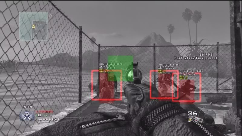 call of duty modern warfare 1 aimbot