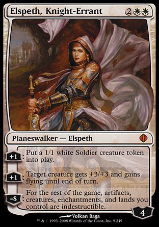 Saturday Morning Magic of Hixson: Emblem of Pride: Elspeth ...