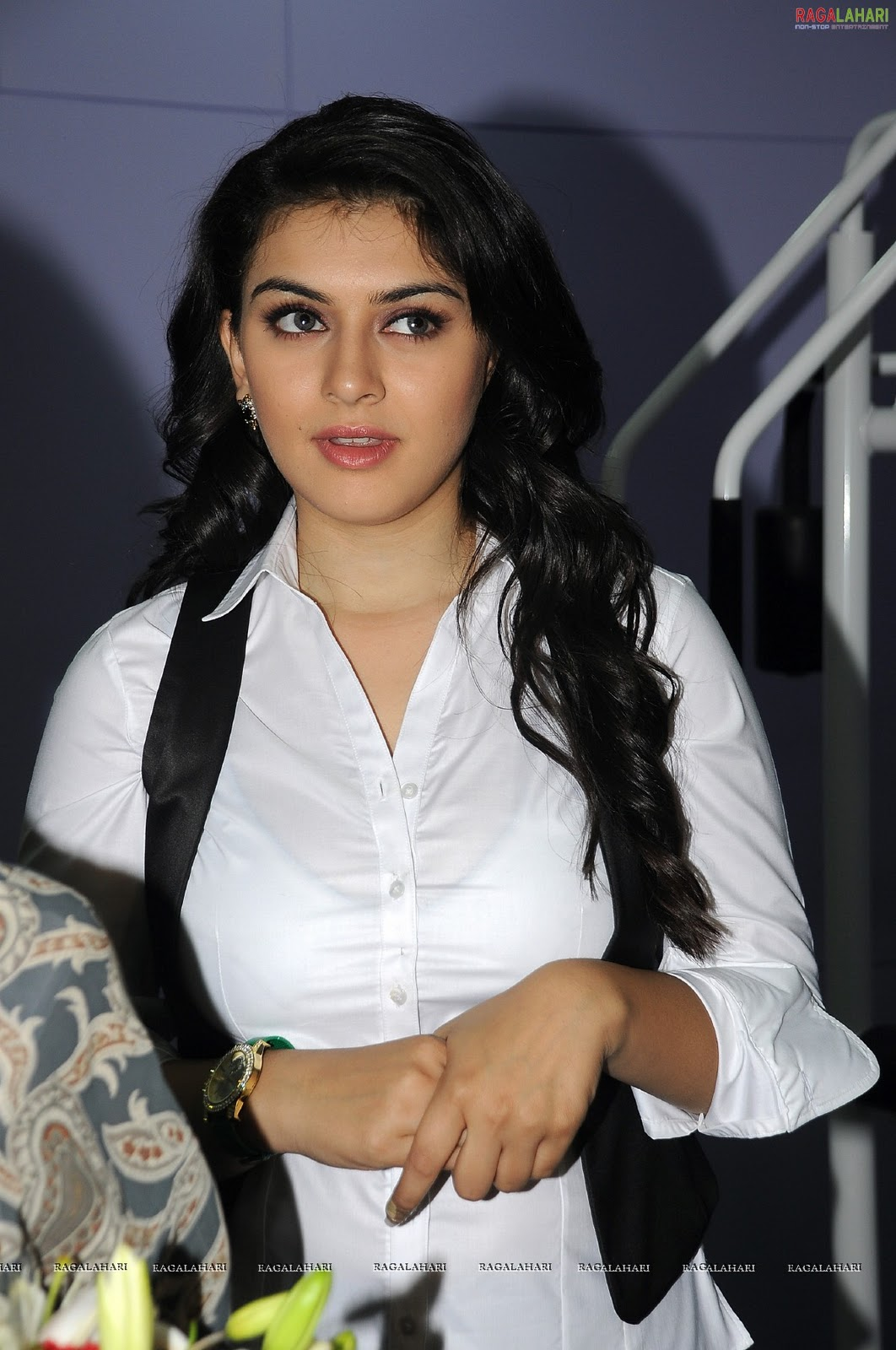Hansika Motwani Hot Sexy Boobs Nipple Press Kiss Unseen -8906