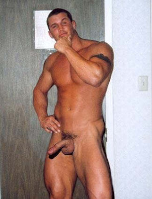 Randy Orton Fully Naked 121
