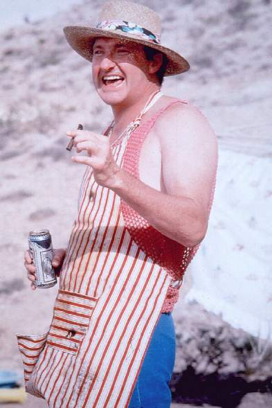 Randy Quaid Bananas: Las Vegas Day And Nightlife: Movie Characters Most