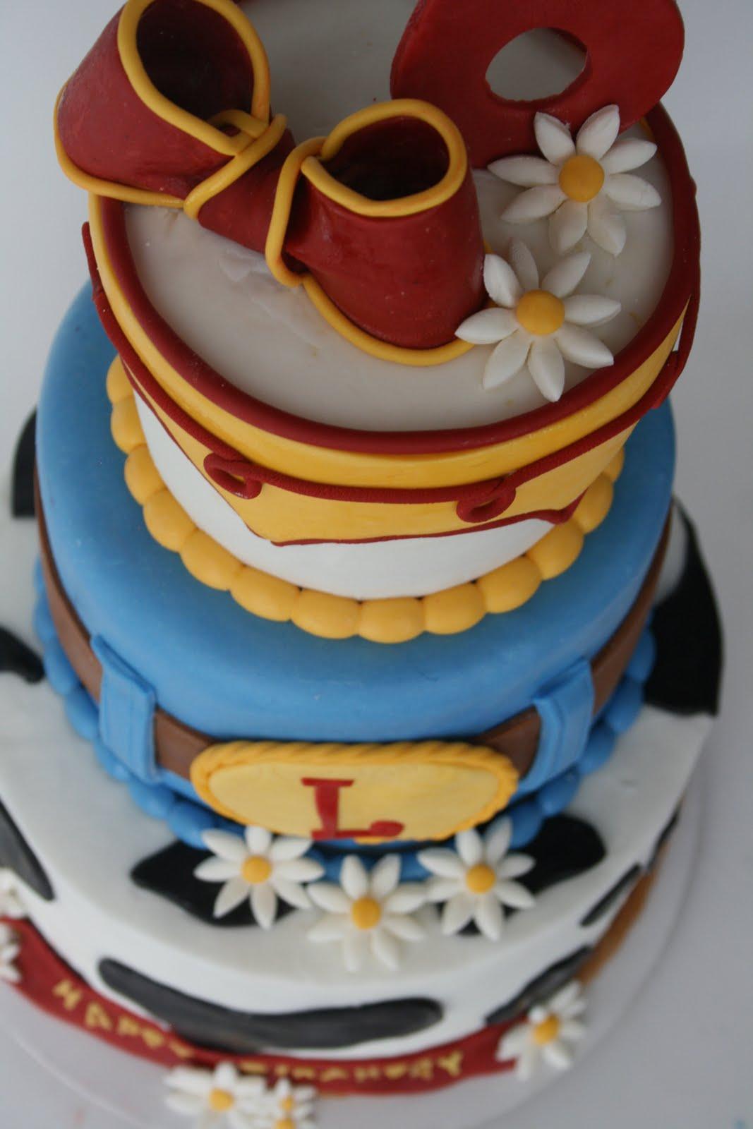 Jessie Cake Ideas
