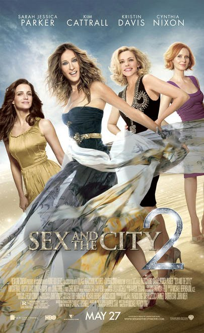 sex and the city film 2