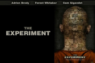 The Experiment Movie Trailer