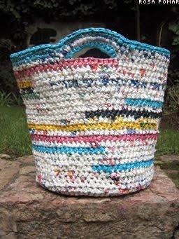 Mijn Haakblog Plastic Tassen