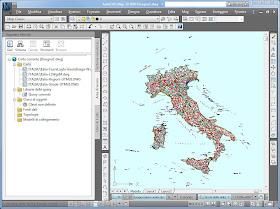 Cartina Italia Dwg.Il Blog Italiano Di Autocad Map E Civil 3d Trasformazione Sistemi Di Coordinate