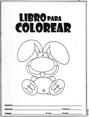 Vistoso Libro Para Colorear Pdf Gratis Descargar Inspiración ...