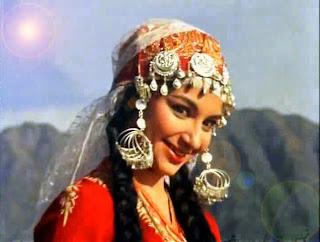 Beautiful Girl Black And White Wallpaper Headdress Ear Rings Hair Braids Search Kashmir