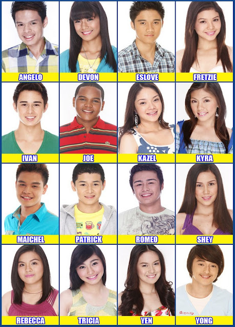 Pbb teen edition 1 youtube.