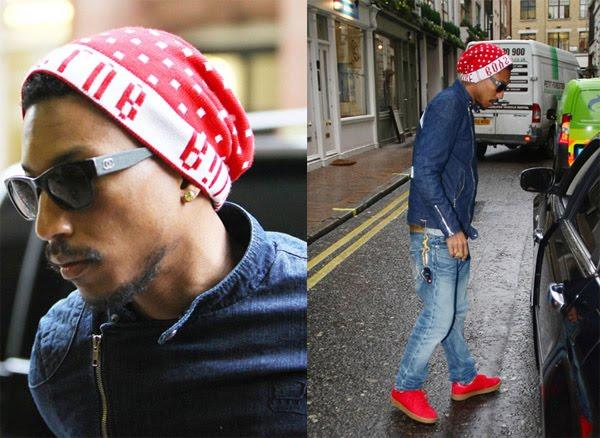 371ffbec081 eye s Wild Style  Pharrell Williams Sunglasses