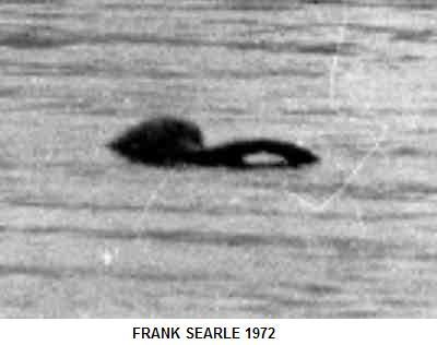 Foto-foto Nessie yang paling terkenal