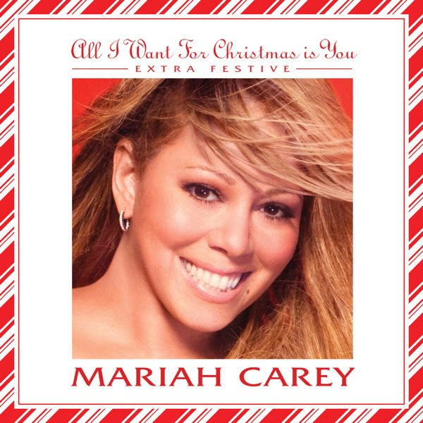 Mariah Carey All I Want For Christmas Is You: The #1 Place For Album & Single Cover's