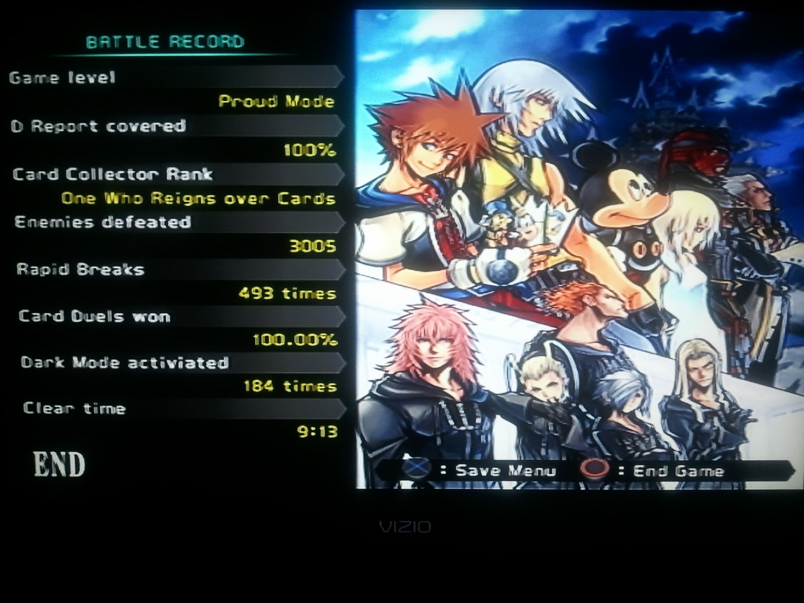 My Kingdom Hearts World Kingdom Hearts Re Chain Of Memories