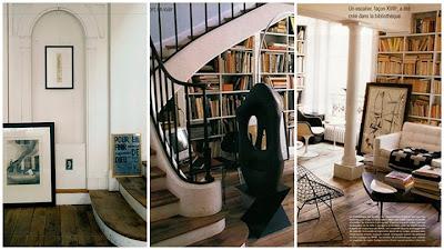 Boiserie c pavimenti in legno e stucchi alle pareti for Appartamento new design roma lorenz