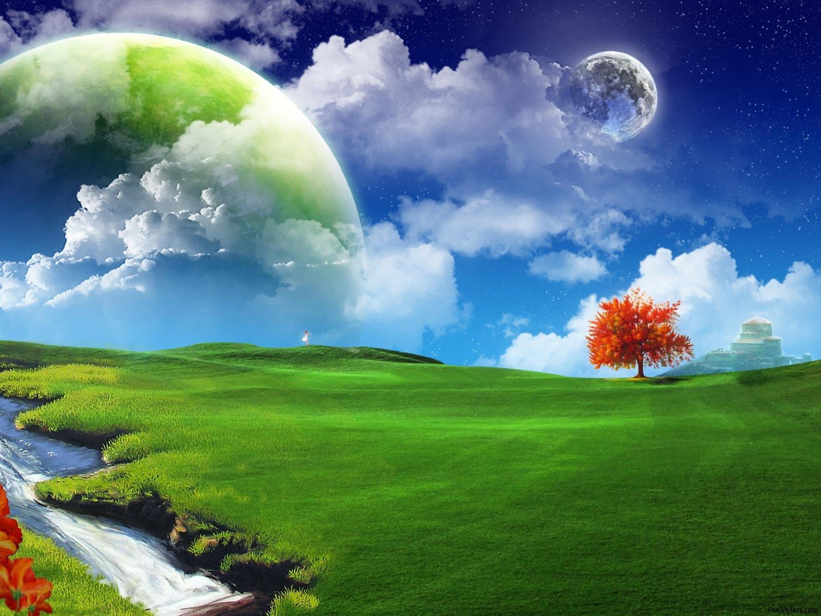 Nature Scenes Wallpaper
