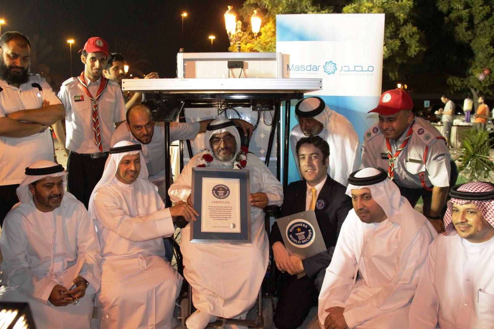 Wheelchair Emirates Folding Captains Chairs Newsp4u Haider Sets Off Journey Through On Solar