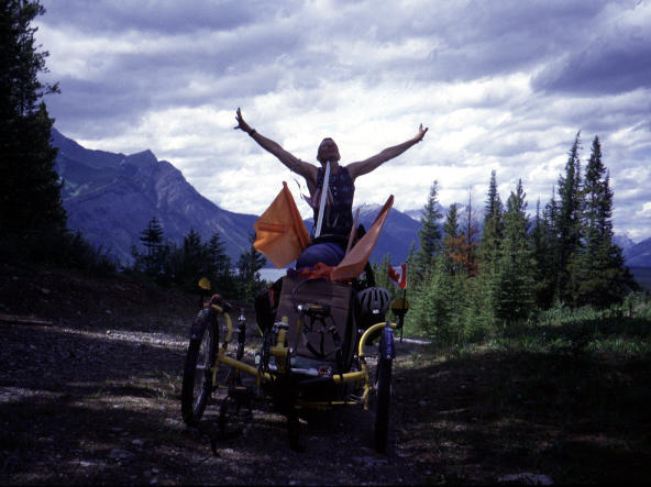 viaje en trike