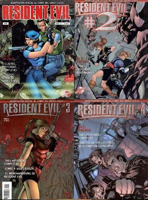 Resident Evil Comic Pdf