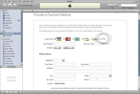 Login guide to My Apple iTunes Store Account | letmeget.com