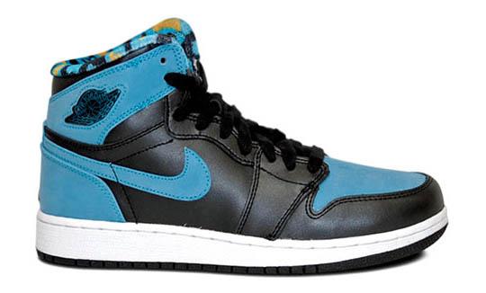 High Tops Nike Girls-8919