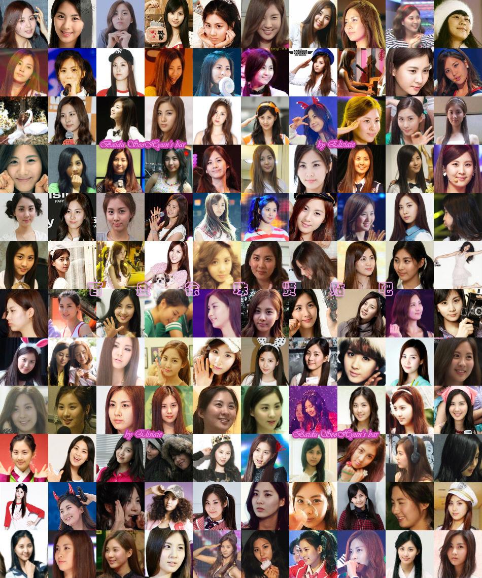 1000 facials models