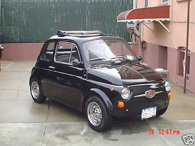 Just A Car Geek 1975 Fiat 500 Giannini In Us And For Sale On Ebay