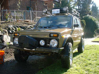 Just A Car Geek 1980 Lada Niva In Us On Ebay