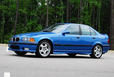 Just A Car Geek 1997 Bmw M3 4 Door Craigslist Find