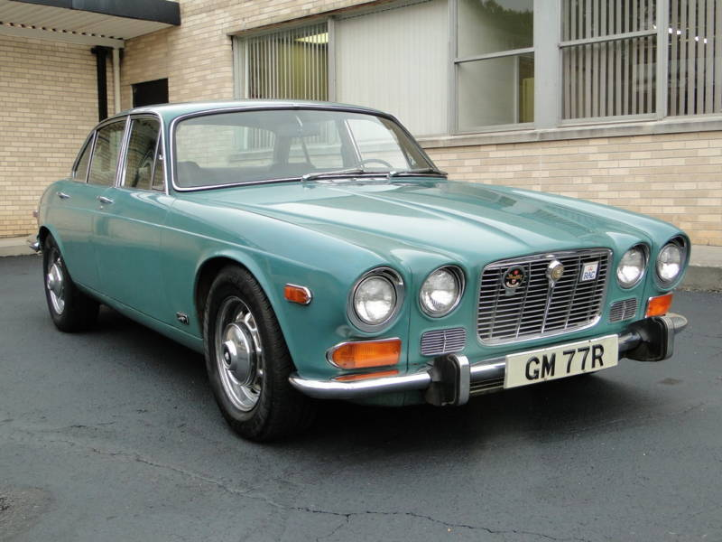 1968 Jaguar XJ-6 2.8 related infomation,specifications ...