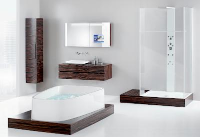 Sensa Mare bathroom collection by Hoesch