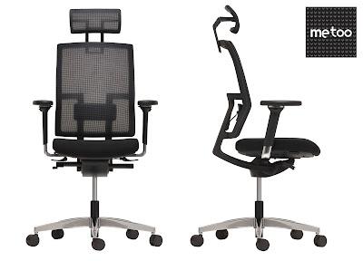 Task chair by MeToo