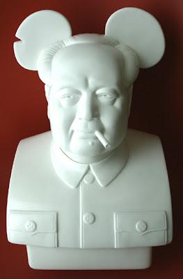 Kozik Mao with mouse ears