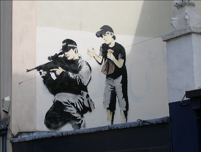 Banky Street Art
