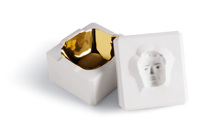 Harry Richardson and Clare Page for lladro