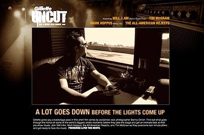 Gillette Uncut