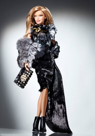 12 Barbie Basics Get Glammed Up By Famous Fashion