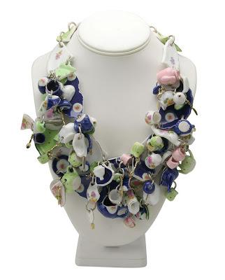 broken teacup necklace