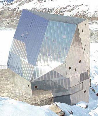 Zurich Monte Rosa Hut