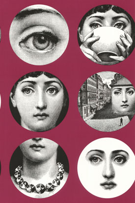 Cole Sons Fornasetti Wallpaper Or Wall Coverings