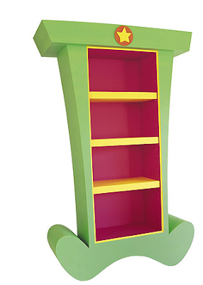 Cartoon Furniture For Kids That Look Like Dr Seuss Designed Them
