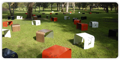 Botanist Designer Series Benches