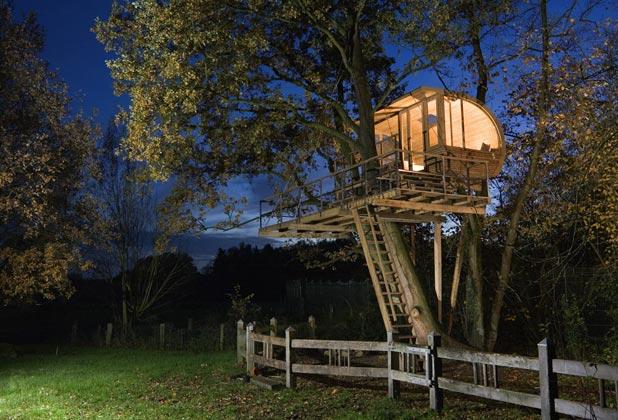 Baumraum Treehouses of Germany
