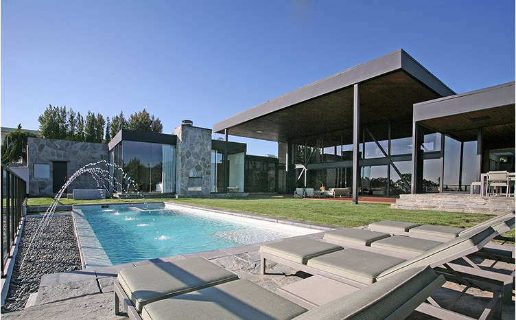 mid-century modern home for sale