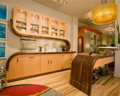 DEXTER! kitchen