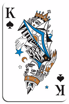 The ace of spades - 1 7
