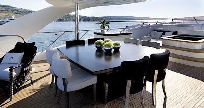 ISA 120 Luxury Yacht