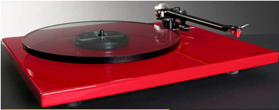 High Color High Gloss High Performance Turntables from Rega