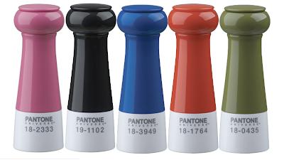 pantone salt and pepper mills
