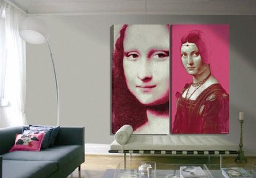 Digitally Printed Home Furnishings