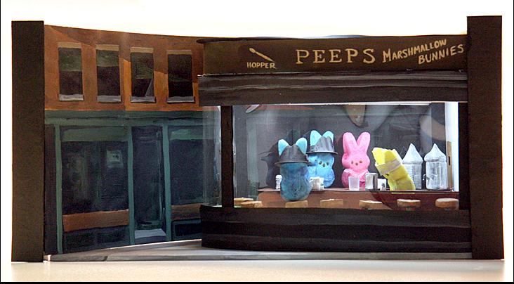 The Best Peep Art of 2009